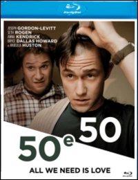 Cover Dvd 50 e 50 (Blu-ray)