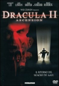 Cover Dvd Dracula II. Ascension (DVD)