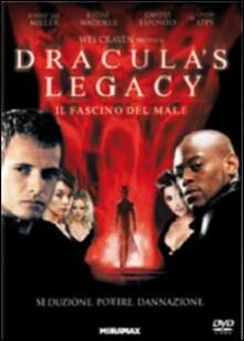 Dracula's Legacy di Patrick Lussier - DVD