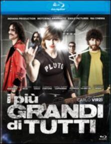 I più grandi di tutti<span>.</span> Special Edition di Carlo Virzì - Blu-ray
