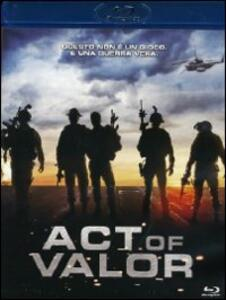 Act of Valor di Mike McCoy,Scott Waugh - Blu-ray