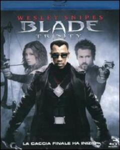 Blade. Trinity di David S. Goyer - Blu-ray