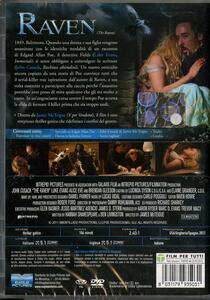The Raven di James McTeigue - DVD - 2