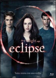 Eclipse. The Twilight Saga<span>.</span> Edizione limitata di David Slade - Blu-ray