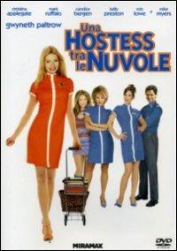 Cover Dvd hostess tra le nuvole (DVD)
