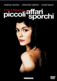 Cover Dvd Piccoli affari sporchi (DVD)