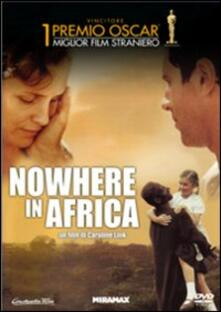 Nowhere in Africa di Caroline Link - DVD