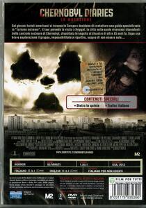 Chernobyl Diaries di Brad Parker - DVD - 2