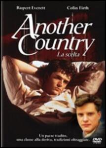 Another Country. La scelta di Marek Kanievska - DVD