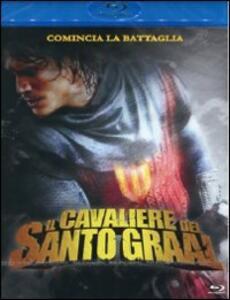 Il cavaliere del Santo Graal di Antonio Hernández - Blu-ray