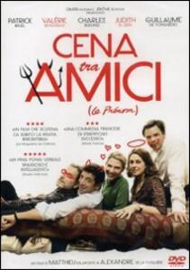 Cena tra amici di Alexandre de la Patellière,Matthieu Delaporte - DVD