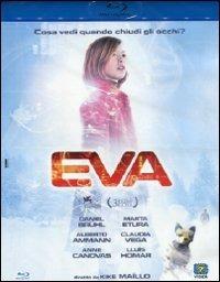 Cover Dvd Eva (Blu-ray)