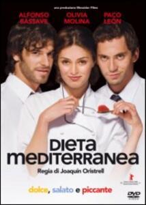 Dieta mediterranea di Joaquín Oristrell - DVD