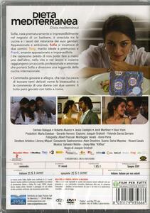 Dieta mediterranea di Joaquín Oristrell - DVD - 2