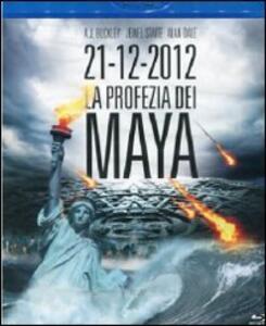 21-12-2012 La profezia dei Maya di Jason Bourque - Blu-ray