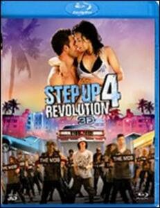Step Up 4 Revolution 3D di Scott Speer - Blu-ray