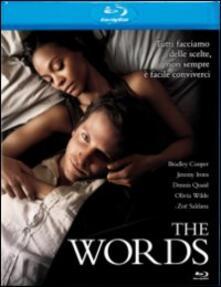 The Words di Brian Klugman,Lee Sternthal - Blu-ray
