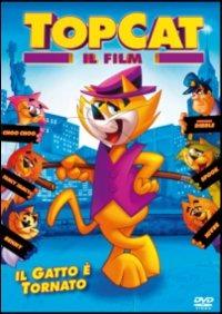Cover Dvd Top Cat. Il film (DVD)