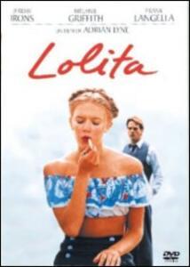 Lolita di Adrian Lyne - DVD