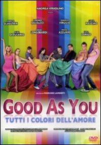 Cover Dvd Good As You. Tutti i colori dell'amore (DVD)