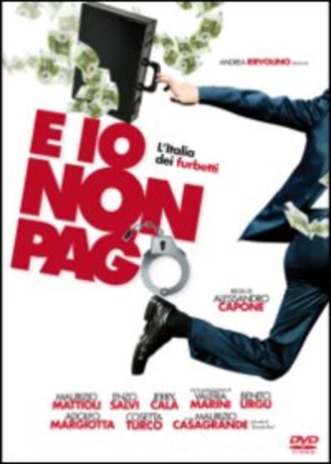 E io non pago di Alessandro Capone - DVD