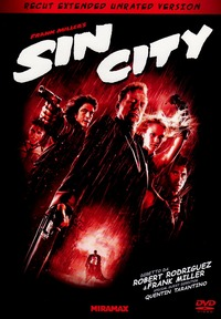Cover Dvd Sin City (DVD)
