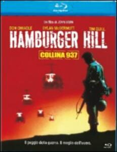 Hamburger Hill. Collina 937 di John Irvin - Blu-ray