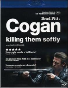 Cogan. Killing Them Softly di Andrew Dominik - Blu-ray