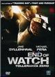 Cover Dvd DVD End of Watch - Tolleranza Zero