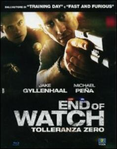 End of Watch. Tolleranza zero di David Ayer - Blu-ray