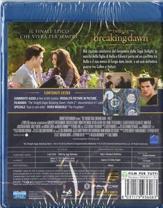 Breaking Dawn. Part 2. The Twilight Saga<span>.</span> Special Edition di Bill Condon - Blu-ray - 2