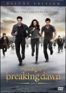 Breaking Dawn. Part 2. The Twilight Saga<span>.</span> Deluxe Edition. Tiratura limitata di Bill Condon - DVD