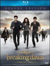 Film Breaking Dawn. Part 2. The Twilight Saga (2 Blu-ray) Bill Condon