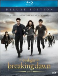 Cover Dvd Breaking Dawn. Part 2. The Twilight Saga (Blu-ray)