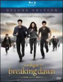 Breaking Dawn. Part 2. The Twilight Saga (2 Blu-ray)<span>.</span> Deluxe Edition. Tiratura limitata di Bill Condon - Blu-ray