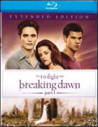 Cover Dvd Breaking Dawn. Part 1. The Twilight Saga (Blu-ray)