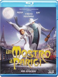 Un mostro a Parigi 3D (Blu-ray + Blu-ray 3D) di Bibo Bergeron
