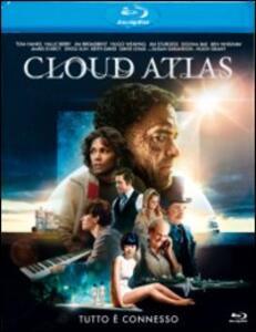 Cloud Atlas. Tutto è connesso di Andy Wachowski,Tom Tykwer,Larry Wachowski - Blu-ray