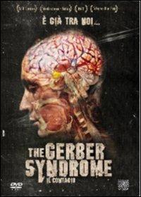Cover Dvd Gerber Syndrome. Il contagio (DVD)
