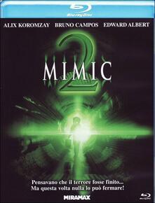 Mimic 2 di Jean de Segonzac - Blu-ray