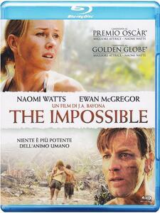 The Impossible di Juan Antonio Bayona - Blu-ray