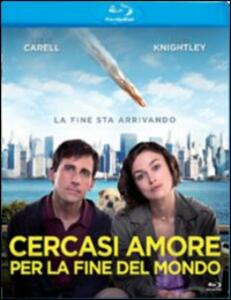 Cercasi amore per la fine del mondo di Lorene Scafaria - Blu-ray