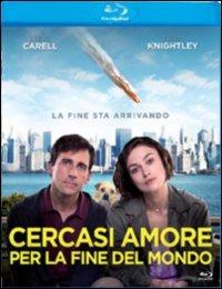 Cover Dvd Carcasi amore per la fine del mondo (Blu-ray)
