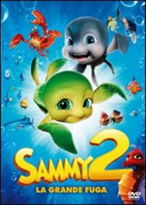 Sammy 2. La grande fuga di Ben Stassen - DVD