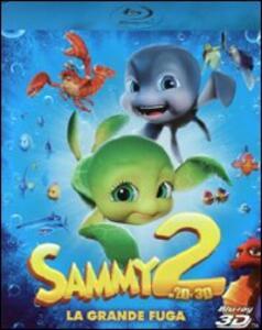 Film Sammy 2. La grande fuga 3D (Blu-ray + Blu-ray 3D) Ben Stassen