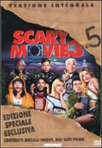 Scary Movie 3.5 di David Zucker - DVD