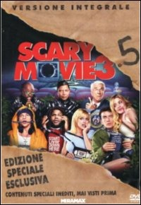 Cover Dvd Scary Movie 3.5 (DVD)