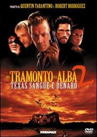 Cover Dvd Dal tramonto all'alba 2 (DVD)