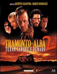 Cover Dvd Dal tramonto all'alba 2 (Blu-ray)