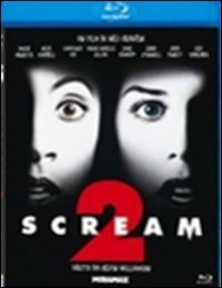 Cover Dvd Scream 2 (Blu-ray)